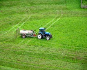 Aplicacion de fertilizante método